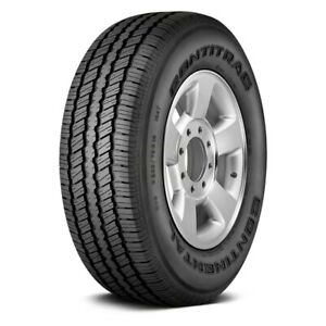 Continental Set Of 4 Tires P235 70r16 T Contitrac All Season Truck Suv