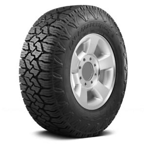 Nitto Set Of 4 Tires 35x11 5r20 Q Exo Grappler All Terrain Off Road Mud