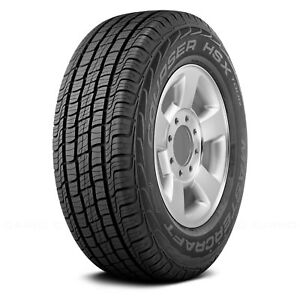 Mastercraft Set Of 4 Tires 245 60r18 H Courser Hsx Tour All Season Truck Suv