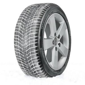 Continental Set Of 4 Tires 205 60r16 H Wintercontact Si Winter Fuel Efficient