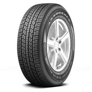 Goodyear Set Of 4 Tires 245 60r18 T Assurance Cs Fuel Max Fuel Efficient