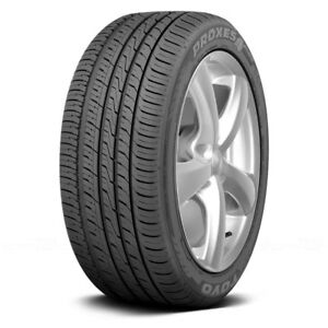 Toyo Set Of 4 Tires 235 45r17 W Proxes 4 Plus All Season Performance