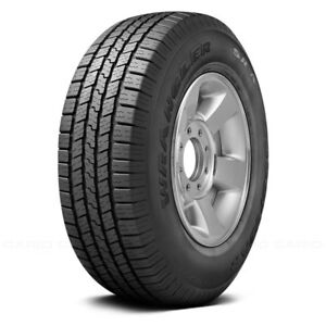 Goodyear Set Of 4 Tires P275 55r20 S Wrangler Sr A All Terrain Off Road Mud