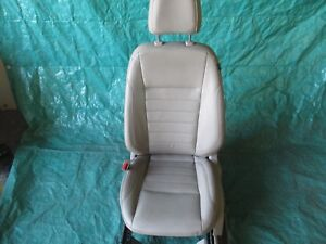 13 14 15 Ford Escape Driver Left Front Power Leather Seat Oem