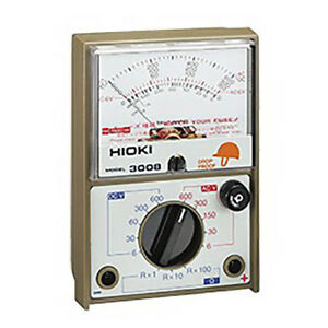 Hioki 3008 Analog Multi Meter