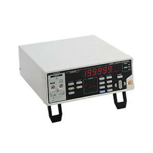 Hioki 3237 01 Digital Hitester With Gp ib