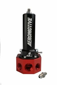 Aeromotive 13113 Belt Drive Pump Efi Fuel Pressure Regulator 40 100psi Ultra hig