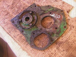 John Deere 420 Tractor Good Working Jd Front Motor Engine Mount Cover