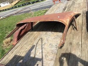 59 Biscayne 1960 Bel Air 2 Door Roof Section 1959 60 Buick Olds Chevy