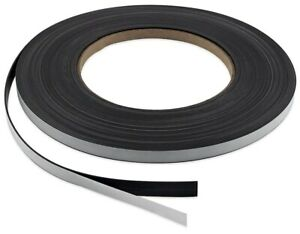 Master Magnetics Psm4 060 25x100a ampbx High Energy Flexible Magnet Strip With