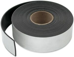 Master Magnetics Flexible Magnet Strip With Adhesive Back 1 16 Zg95a a25bx