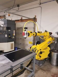 Fanuc Robot S430iw Rj3 Controller Clean Tested Complete Free Loading