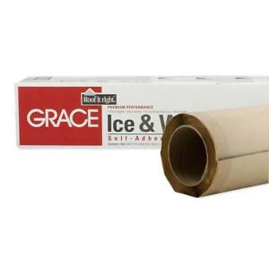 Grace Ice Water Shield Roofing Underlayment 36 X 36 Roll 108 Sq Ft