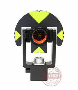 Leica Style Surveying Mini Prism For Total Station Gmp101 Wild Peanut