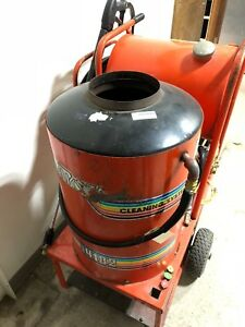 Used 4182 Alkota Hot Water Pressure Washer Z 895 jrk