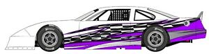 Race Car Wrap Graphics Decals Imca Late Model Street Stock Mini Dirt 105