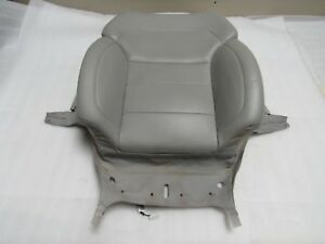 2012 2016 Mercedes Ml350 W166 Front Left Upper Seat Cushion Leather Oem 65k