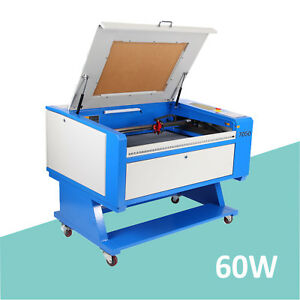 Upgraded Usb 60w Co2 Laser Cutter 500x700mm Engraving Cutting Machine Lift Table