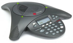 Polycom Soundstation 2 Expandable Conference Phone With Display 2200 16200 001