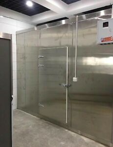 Custom Walk in Freezer 32 w X 56 d X 10 h Bar Butcher Bakery Restaurant Club