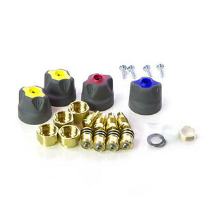 Yellow Jacket 41083 Brute Ii Rebuild And Replacement Kit