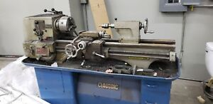 Clausing Colchester 13 Lathe