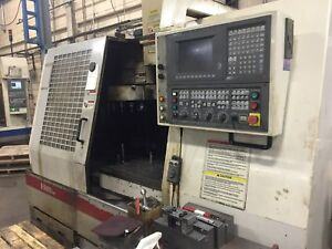Okuma Esv 4020 Cnc Mill Vertical Machining Center 8000 Rpm Osp u10m