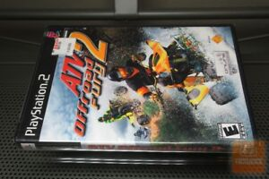 ATV Offroad Fury 2 1st Print (PlayStation 2  PS2 2002) FACTORY SEALED! - RARE!