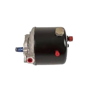 K957318 Power Steering Pump With Reservoir For Case 1290 1390 1490 Tractors