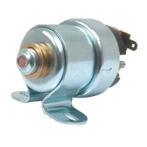 3066743r91 Ford Tractor Solenoid Fits Fordson Major Fordson Power Major