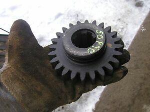 John Deere 50 Rowcrop Tractor Jd Power Take Off Pto Drive Gear