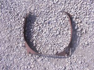 Farmall A Super A Sa Tractor Original Ih Radiator Fan Shroud Cover