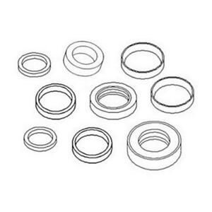 1606840m93 Tilt Dump Cylinder Seal Kit For Massey Ferguson Loader Model 32
