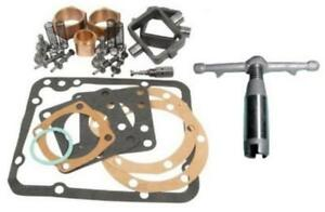 Hydraulic Pump Repair Kit With Control Valve For Ford 2n 9n Tractor