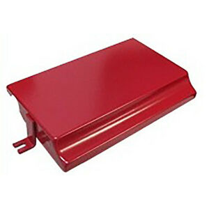 R0299l Battery Box Cover Fits Case ih Farmall Tractor Models M Md Wd 9