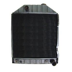 D8nn8005kb Ford New Holland Tractor Diesel Radiator W cooler 5600 6600 7600 7700