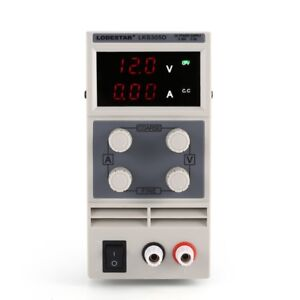 30v 5a Adjustable Switching Type Digital Display Dc Power Supply Stabilized Volt