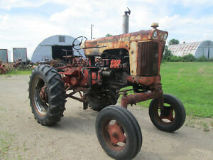 Case 830 Diesel Highcrop Runs Drives Ps Tag 833 Tractor High Crop 1964