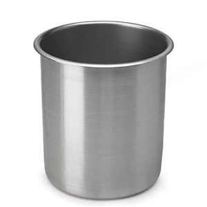 Vollrath 78740 4 1 4 Qt Stainless Steel Bain Marie