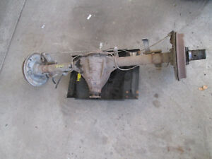 Mgb Complete Wire Wheel Differential Unit From A 1973 Mgb 77k Miles