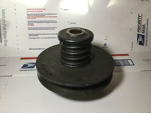 15 Clausing Drill Press Varible Speed Pulley