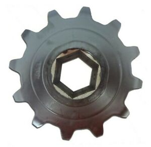 766379 New Combine Feeder Chain Sprocket Made To Fit Ford Cr9040 Cr9060 Cr9070
