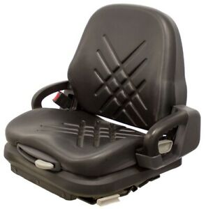 8175 New Forklift Suspension Seat Made To Fit Toyota Nissan Clark Yale