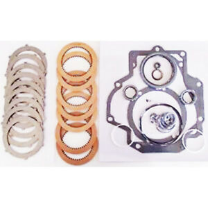 Pck720 Tractor Pto Clutch Disc Gasket Kit International Case Ih