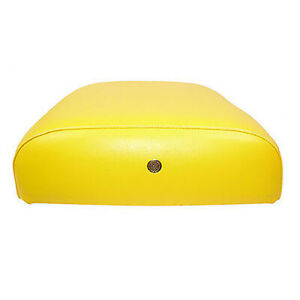 Jt88y Yellow Seat Cushion 18 X 16 For John Deere Tractor M Mt 40 420