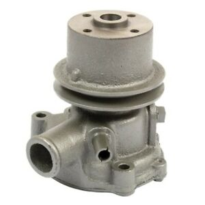 Sba145016510 Water Pump Fits Ford New Holland 1710 Compact Tractor 1983