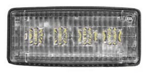 Led Work Light 20 Watt Rectangular Trapezoid For John Deere 7700 4255 4055 4755