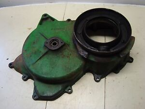 1942 John Deere B Tractor Side Engine Cover