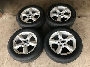 Brand New Ford Mustang 17 Takeoff Wheels And Tires