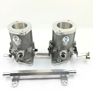 40ida Throttle Bodies Replace 40mm Weber And Dellorto Carb Fit 1600cc Injectors